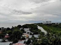 Vista aérea del río Farallón