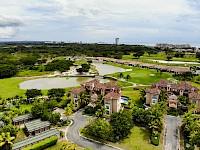 Vista aérea del Buenaventura, Río Hato, Coclé, Panamá