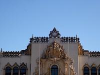 Área superior de la Escuela Normal Juan Demóstenes Arosemena