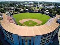 Vista aérea del Estadio Omar Torrijos Herrera
